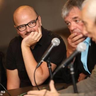 Nicolas Maury et Jean-Paul Alègre Festival 2016-Photo Yannick Perrin