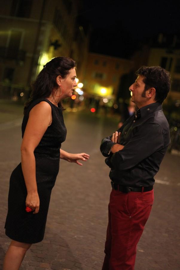 Cécile et Luciano Festival 2014 © Yannick Perrin