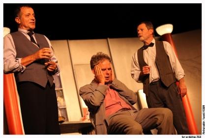 Festival sur un plateau-Fausse adresse-Théâtre du Torrent 2012