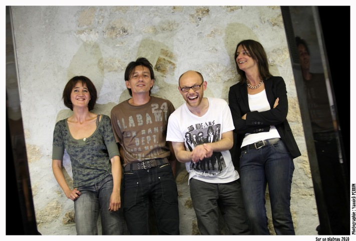 Festival Sur un plateau - Les Didascalies 2012