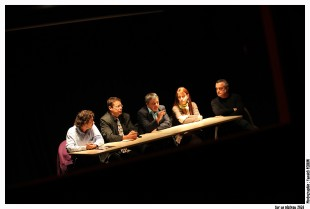 Sur un plateau 2010 Auteurs