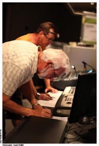 Sur un plateau 2010 Techniciens
